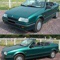 RENAULT - 19 Cabriolet - 1992