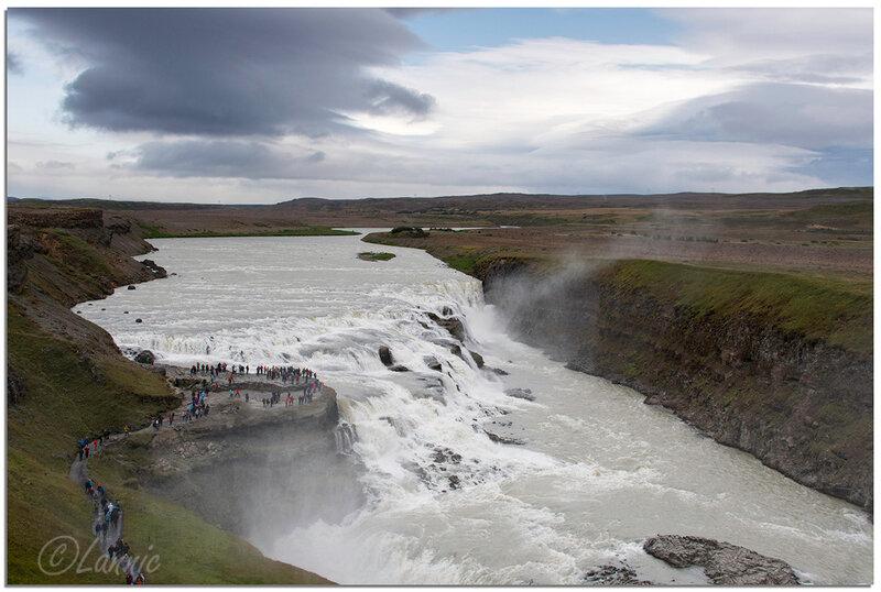 Islande (9) Gullfoss