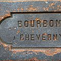 Bourbon à Cheverny