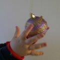 Noël : découverte sensorielle.
