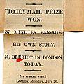 Argus de la presse . daily mail .