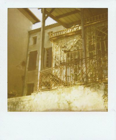 Polaroid verriere marmande