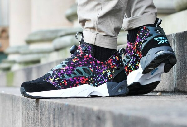 reebok insta pump fury road graffiti