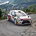 2013 : Rallye d'Allemagne