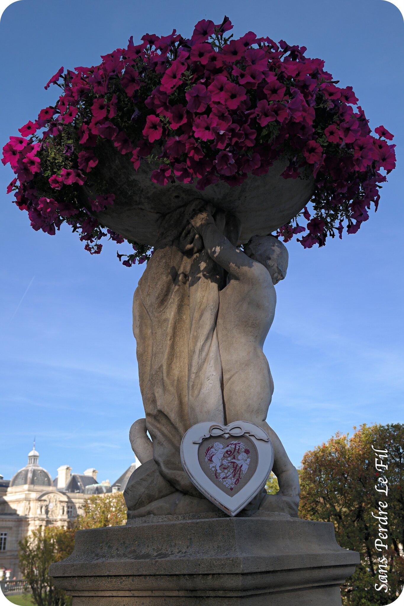 Ti amo vase