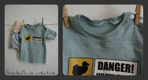 1collage Tshirt dodo
