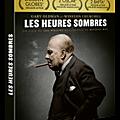 Sortie dvd/ blu ray : les heures sombres : gary oldman épatant en winston c !!