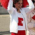 Costume de pom pom girl 2008