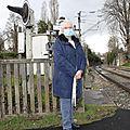 Serqueux-gisors: les premiers trains de fret font trop de bruit et c'est parvenu jusqu'aux oreilles de valérie pécresse...