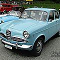 Alfa romeo giulietta berlina série ii 1959-1961