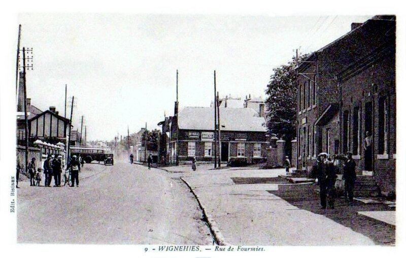 wignehies-Rue de Fourmies