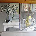 Huiles sur toiles - 8o x65 -
