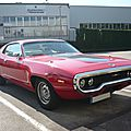 PLYMOUTH Road Runner 2door hardtop 1972 Sinsheim (1)