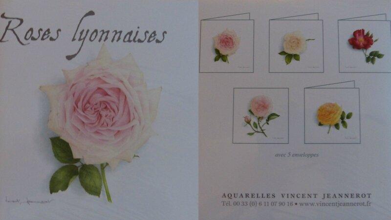 Aquarelles Vincent Jeannerot