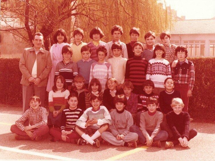 école Debussy 1979-1980 (2)