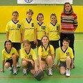 poussines 1 2001/2002