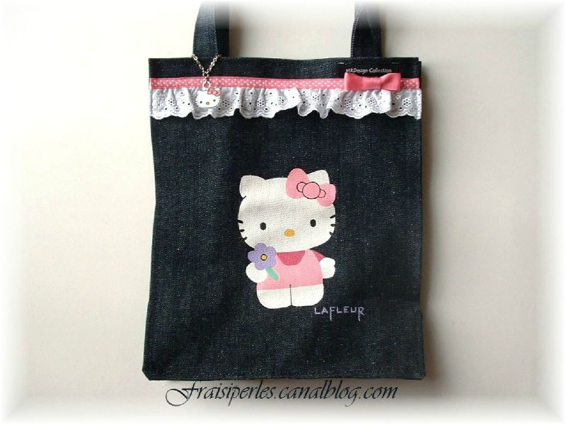 Sac hello Kitty 1