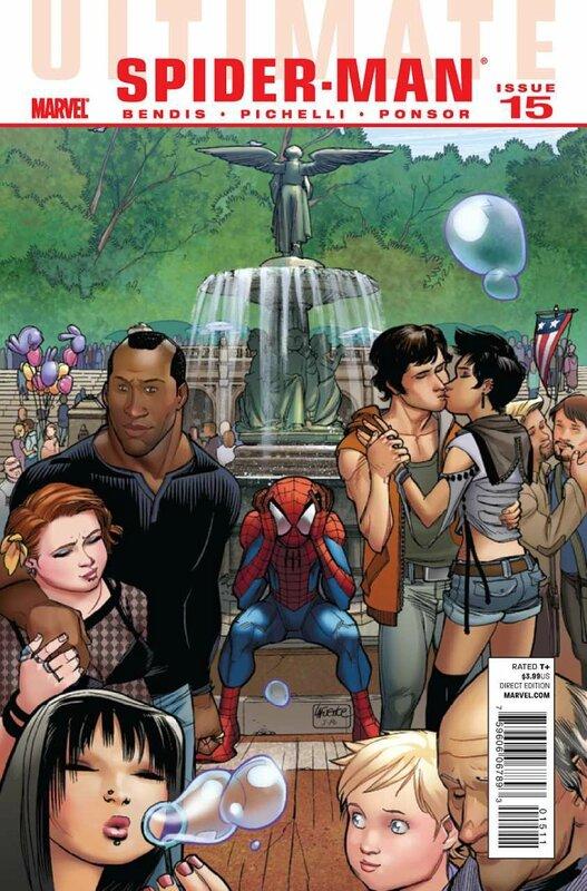 ultimate spiderman 15