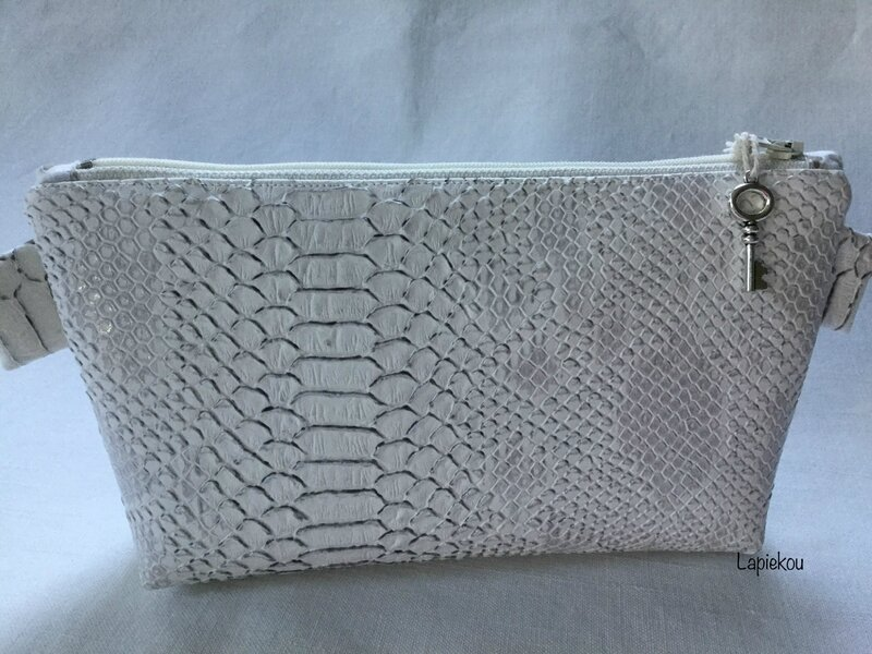 trousse croco