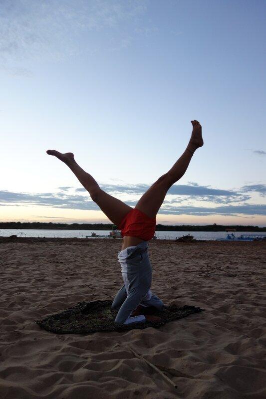 yoga du soir, bonsoir !