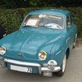 Renault dauphine gordini (1958-1965)