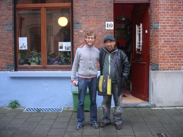 wouter & kan in gent