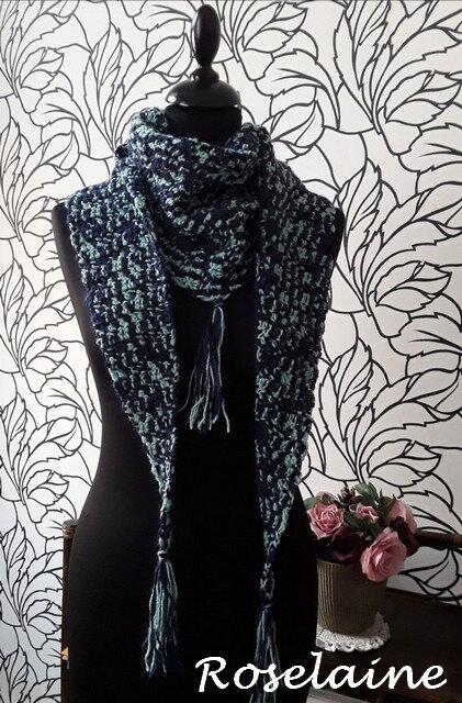 Roselaine Baktus crochet 3