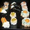 Des sushis ! des sushis !