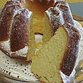 Cake aux pommes et vanille 071
