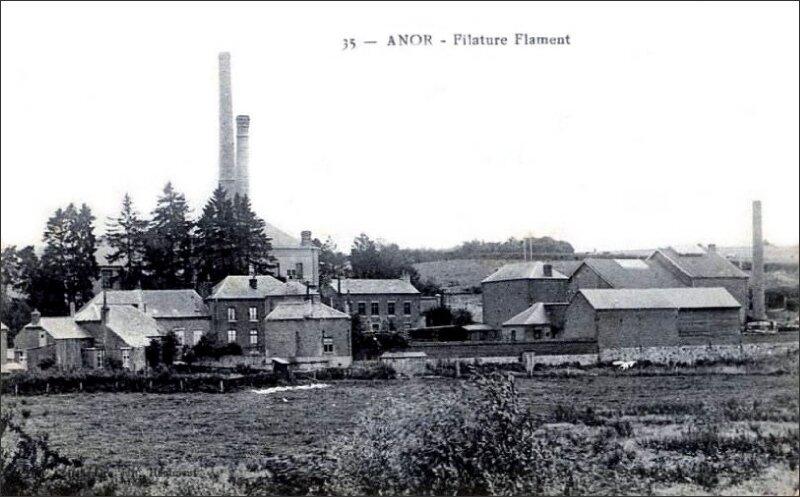 ANOR-Filature Flament