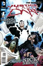 justice league dark annual 1