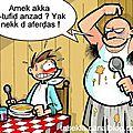 Anzad akked uferḍas