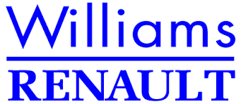 WILLIAMS RENAULT LOGO