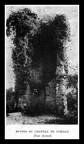 ST BOMER CHATEAU DIABLE RUINES