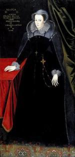 Marie Stuart, NPG