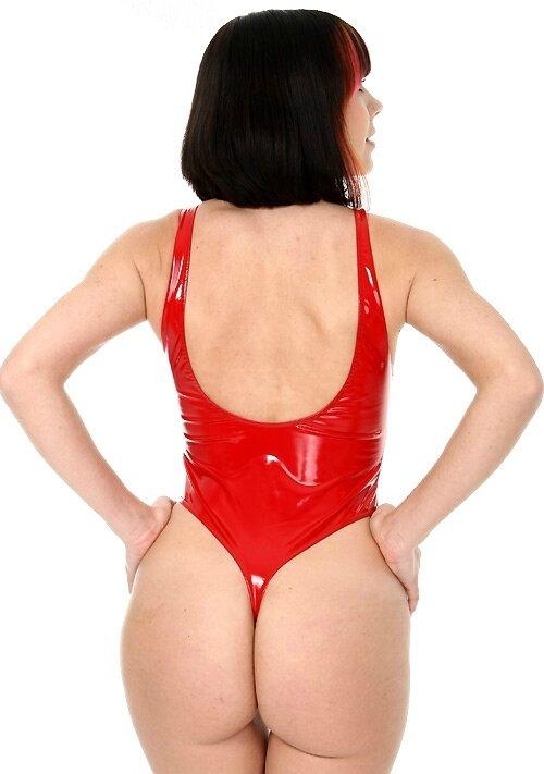 Body vinyl strin BDC221 rouge