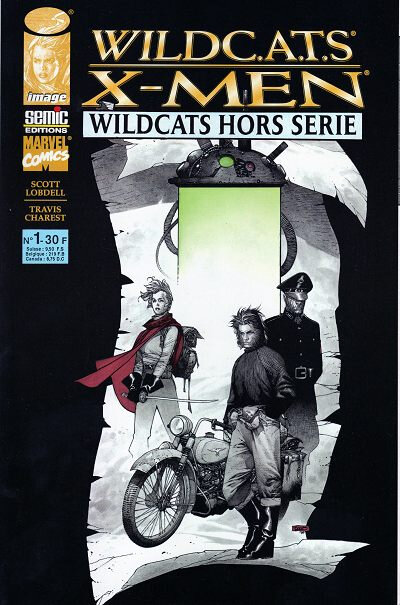 semic wildcats hs 01 wildcats x-men 1