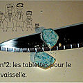 Défi n°2: les tablettes pour le lave-vaisselle.