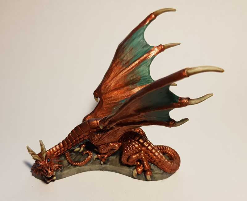 Copper Dragon / Grenadier