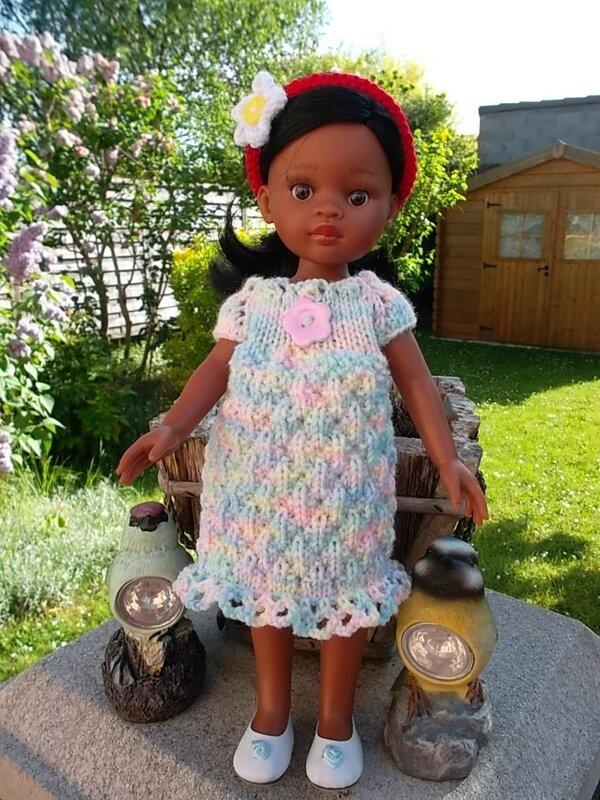 Eloïse & la robe de Coraline 2 ( ISA)