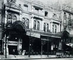theatre PARIS