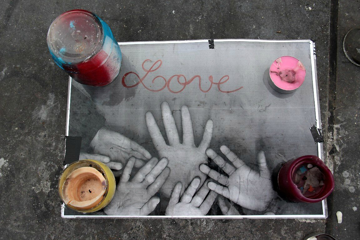 Hommage attentats Belgique, République_9469