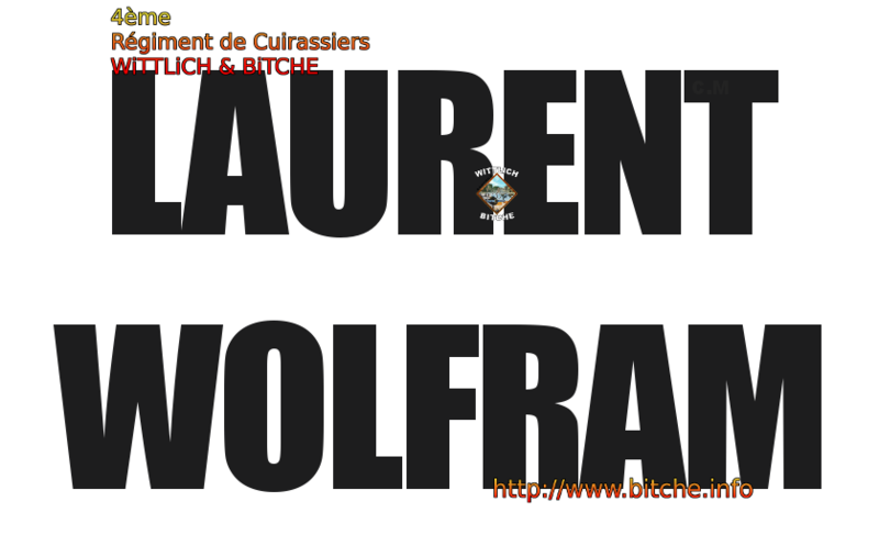 WOLFRAM LAURENT