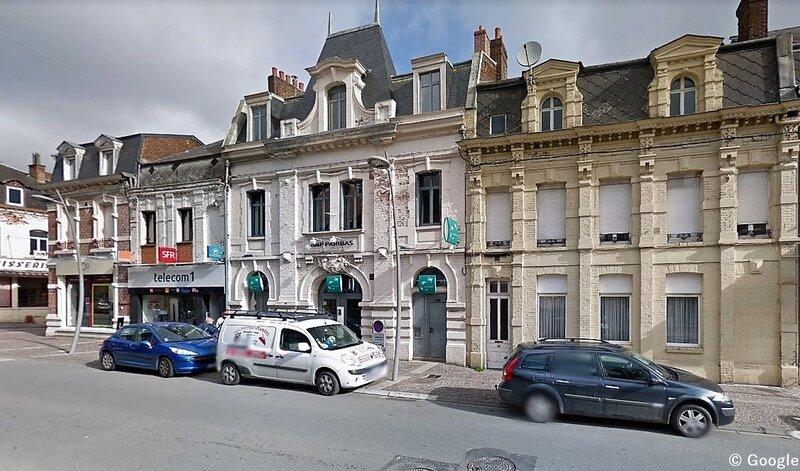 FOURMIES-Rue Saint Louis