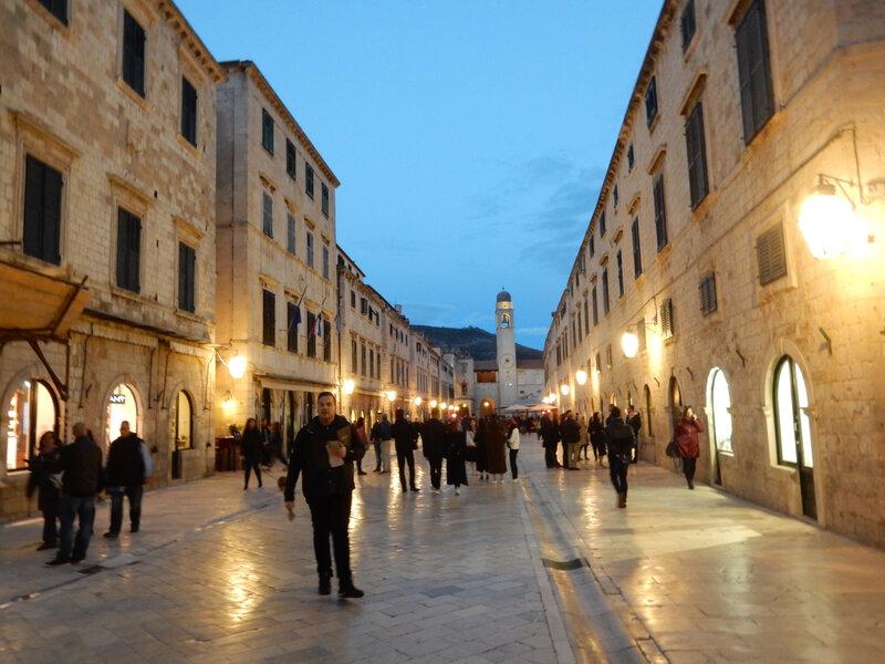Visite de Dubrovnik 11 avril 2019 3