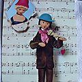 Peynet - Mon coeur chante comme un violon