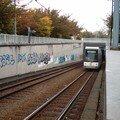 Sortie du tunnel (Antwerpen)