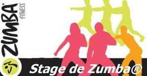 stage zumba