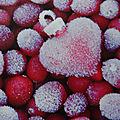 4 Coeur dans la fraîcheur