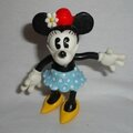 Minnie Mouse Figurine Retro (3)